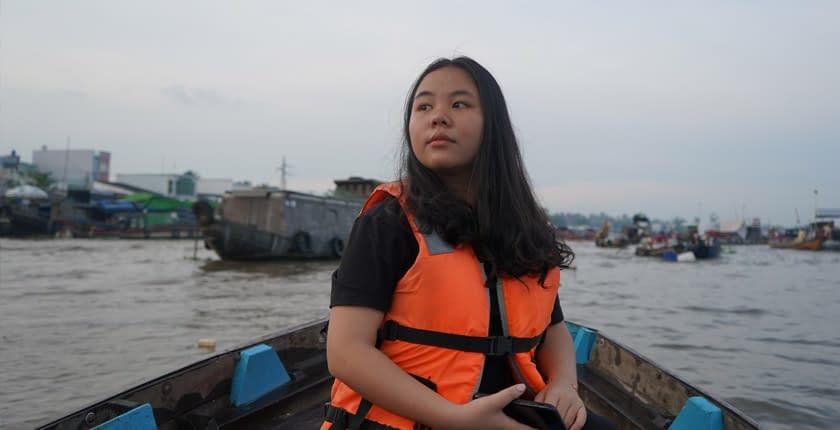 Can Tho & Mekong delta nähtävyydet