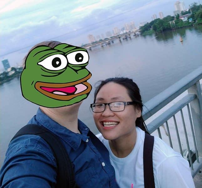 Minä ja Anna saigonin sillalla