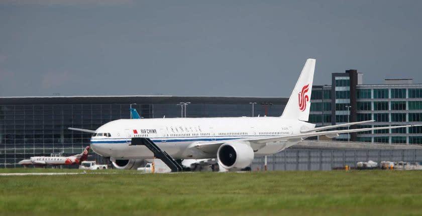 Air china kokemukset Helsingistä Saigoniin