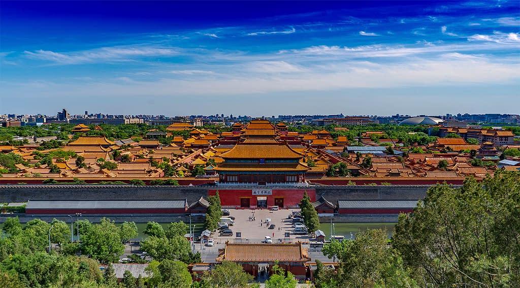Jingshan Puisto