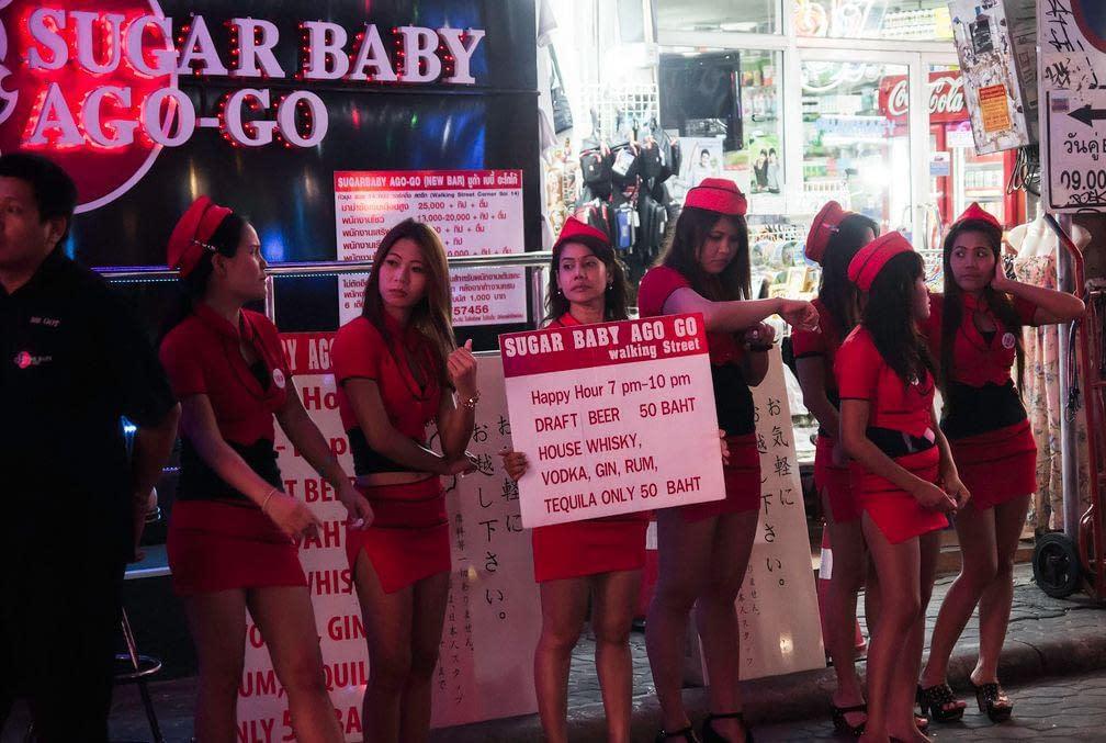 Thai naiset