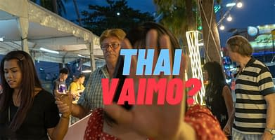 Vaimo Thaimaasta